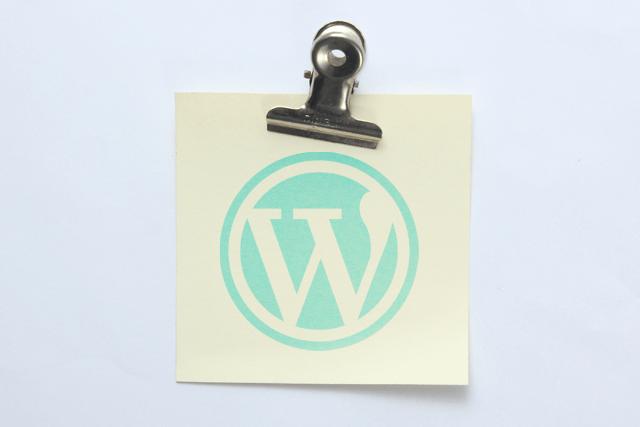 WordPressの注意点